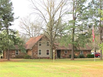 Fort Smith Single Family Home For Sale: 8502 Bonanza RD