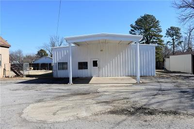 Muldrow Commercial For Sale: 501 S Main ST