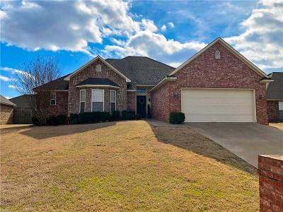 Fort Smith Single Family Home For Sale: 708 Windbrook CT