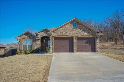 Fort Smith Single Family Home For Sale: 6115 Red Oak CT