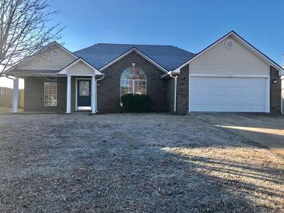 Van Buren Single Family Home For Sale: 1113 Opal DR