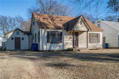 Fort Smith Single Family Home For Sale: 536 N 41st ST