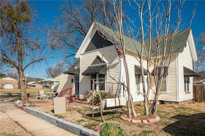 Van Buren Single Family Home For Sale: 401 3rd ST