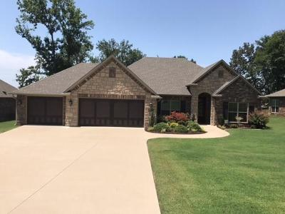 Fort Smith Single Family Home For Sale: 8517 Reata ST