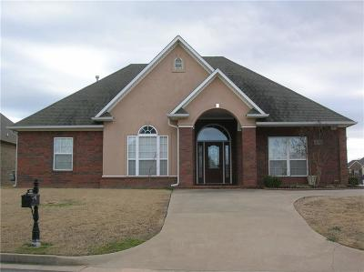 Fort Smith Single Family Home For Sale: 8900 Lakeside WY