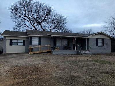 Muldrow Single Family Home For Sale: 313 Will Morgan RD