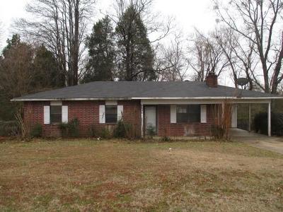 Van Buren Single Family Home For Sale: 2406 Taft ST