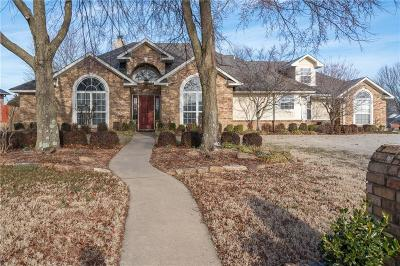 Fort Smith Single Family Home For Sale: 6505 Fieldcrest DR