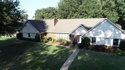 Sallisaw Single Family Home For Sale: 1621 Colonial CIR