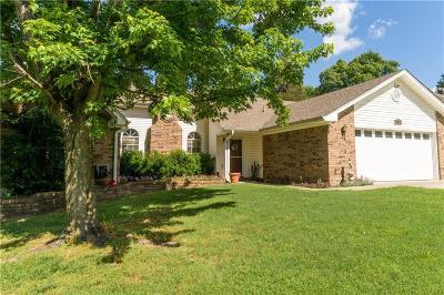 Van Buren Single Family Home For Sale: 1714 Woodwind WY