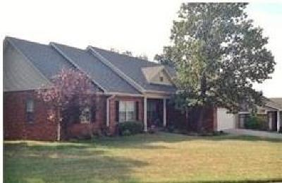 Alma Single Family Home For Sale: 1504 Springhills DR