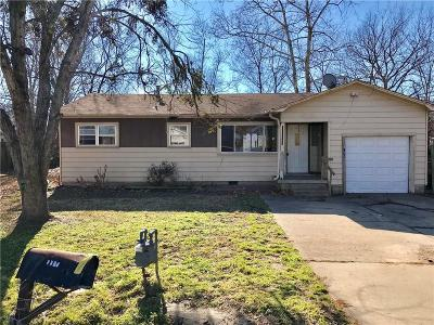 Fort Smith Single Family Home For Sale: 3420 Fischer AVE