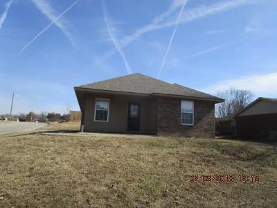 Van Buren Single Family Home For Sale: 1313 Flat Rock DR
