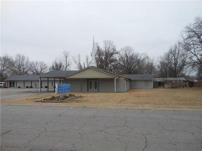 Fort Smith Commercial For Sale: 7817 Holly AVE