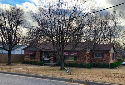 Fort Smith Single Family Home For Sale: 2000 Wolfe LN