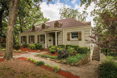 Fort Smith Single Family Home For Sale: 1232 ELIZABETH LN
