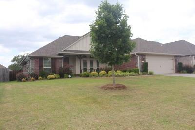 Fort Smith Single Family Home For Sale: 5701 Williamson PL