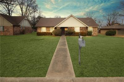 Fort Smith Single Family Home For Sale: 4709 S W ST