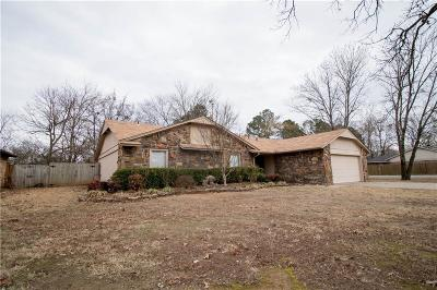 Fort Smith Single Family Home For Sale: 3119 S 98th ST