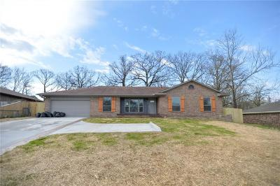Fort Smith Single Family Home For Sale: 7718 Euper LN