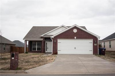 Fort Smith Single Family Home For Sale: 605 Ridge Point DR