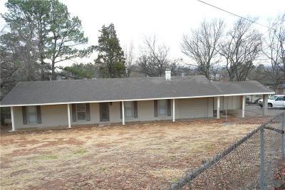 Van Buren Single Family Home For Sale: 802 N 7th ST