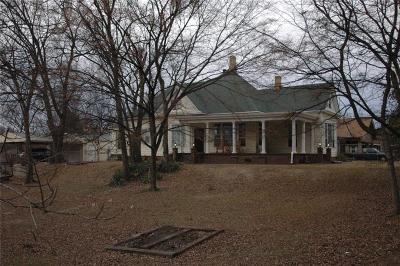 Van Buren Single Family Home For Sale: 318 S 13 ST