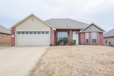 Fort Smith Single Family Home For Sale: 408 Apple Valley DR