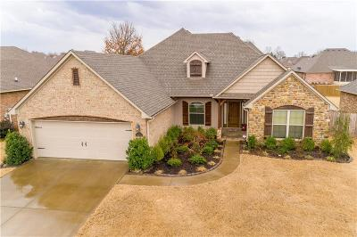 Fort Smith Single Family Home For Sale: 5616 Graystone DR