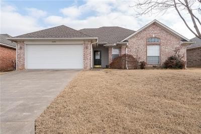 Fort Smith Single Family Home For Sale: 5520 Chapen DR