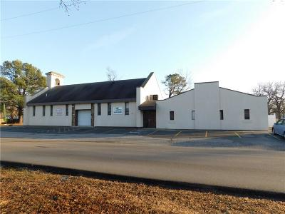 Muldrow Multi Family Home For Sale: 400 Main ST