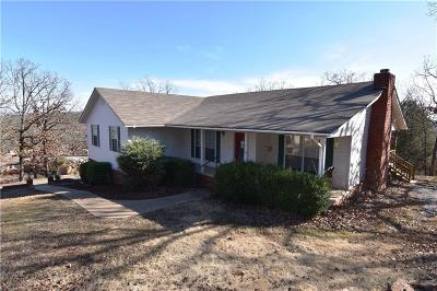 Muldrow Single Family Home For Sale: 114 Pendergrass ST