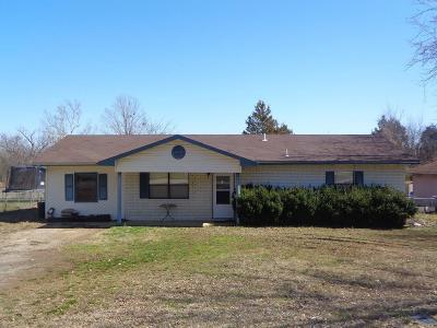 Poteau Single Family Home For Sale: 2306 Central ST