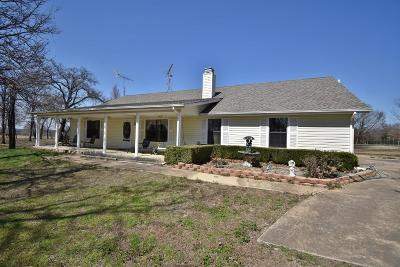 Sallisaw Single Family Home For Sale: 466308 1070 RD