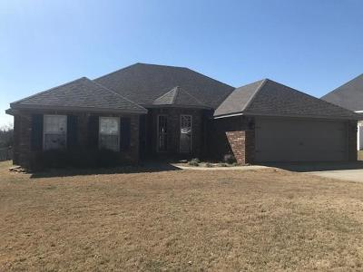 Alma Single Family Home For Sale: 3309 Golf Course DR