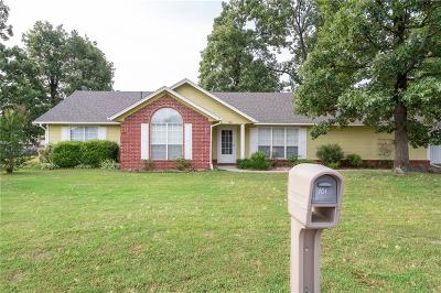 Roland Single Family Home For Sale: 101 Choctaw DR