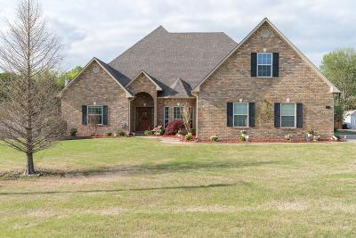 Greenwood Single Family Home For Sale: 1725 Meadow Bridge DR