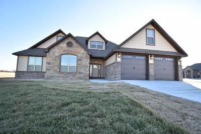 Sallisaw Single Family Home For Sale: 2036 Prairie Fire DR