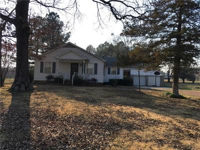 Charleston Single Family Home For Sale: 2611 S Highway 252