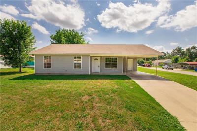 Van Buren Single Family Home For Sale: 3607 S 36th ST