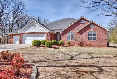 Muldrow Single Family Home For Sale: 614 Wesley LN
