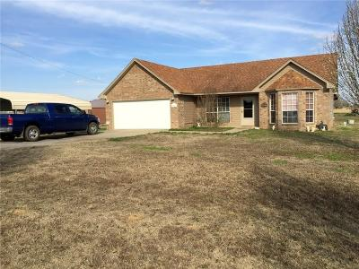 Spiro Single Family Home For Sale: 20822 Hwy 59s Sunset