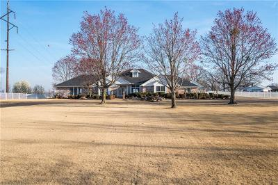 Fort Smith Single Family Home For Sale: 8613 Rosewood DR