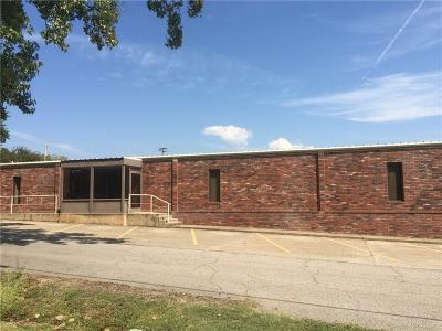 Poteau Commercial For Sale: 110 Hulsey AVE