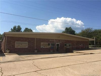 Poteau Commercial For Sale: 109 Beard AVE