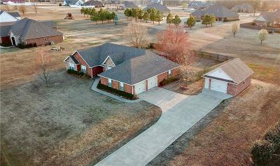 Roland Single Family Home For Sale: 108808 S 4768 Rd