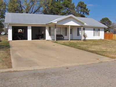 Muldrow Single Family Home For Sale: 409 Eagle Rock RD