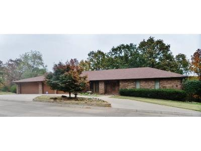 Sallisaw Single Family Home For Sale: 700 W Nobe CIR