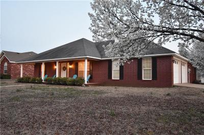 Sallisaw Single Family Home For Sale: 2010 Winterpark DR