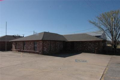Poteau Commercial For Sale: 106 Rogers ST